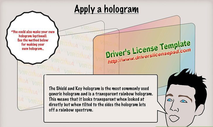 how to get fake driving licence